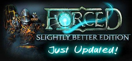 [Steam] FORCED: Slightly Better Edition für 2,10€ oder 4er Pack für 6,30€