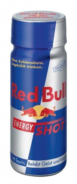 [online] Red Bull Energy Shot für weniger als 2 Euro pro Flasche (ohne Vsk.)