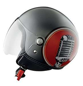 @Amazon: Moped Helm - Origine helmets 201583020101106 Jethelme Mio Elvis ab 14,31€ mit Prime