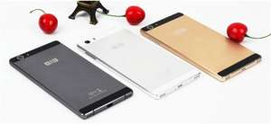 Elephone M2 MTK6753 5.5 Zoll FHD Android 5.1 4G LTE Front Fingerprint Scanner 3+32GB Speicher Smartphone