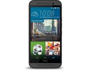 "HTC One M9, Smartphone, 4G, 32 GB, 5"" 1.920 x 1.080 Pixel IPS-Display, 20 Mpix, Android  Demoware @allyouneed.com  389€"