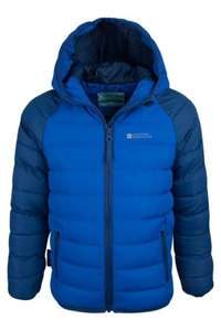 (Amazon) Mountain Warehouse Icicle Gefütterte Kinderjacke
