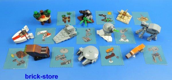 Lego Starwars Adventskalender