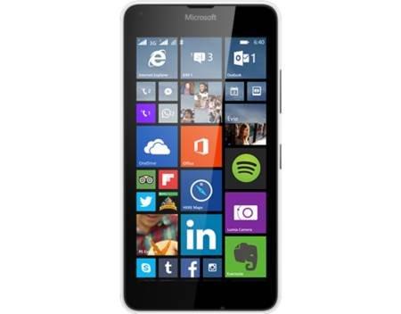 [Allyouneed] Microsoft Lumia 640 Dual-SIM Windows 8.1 8GB Smartphone weiss - DE Ware