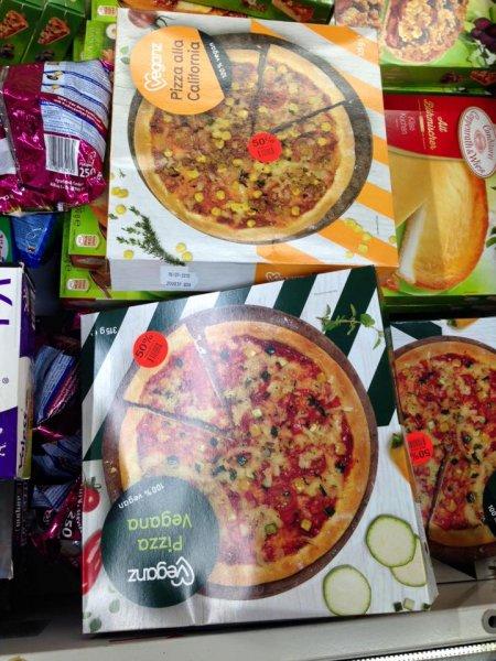 [Lokal OS] Veganz Pizzen 50% reduziert