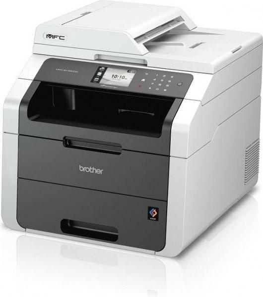 [Conrad] Farblaser-Multifunktionsdrucker Brother MFC-9142CDN - 95 Euro Cashback (45,- Payback (15-fach) + 50,- Brother) = effektiv 205,- Euro Endpreis!