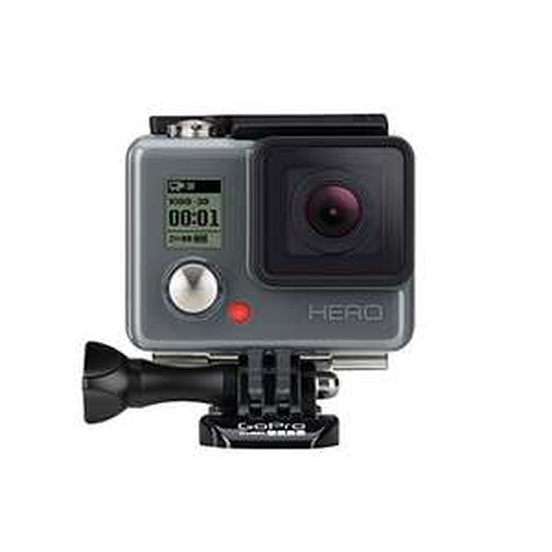 [MediaMarkt Neumünster Gänsemarkt 1 ] Ab 15.10. GoPro Hero 5MPix Actioncam, FullHD-Video
