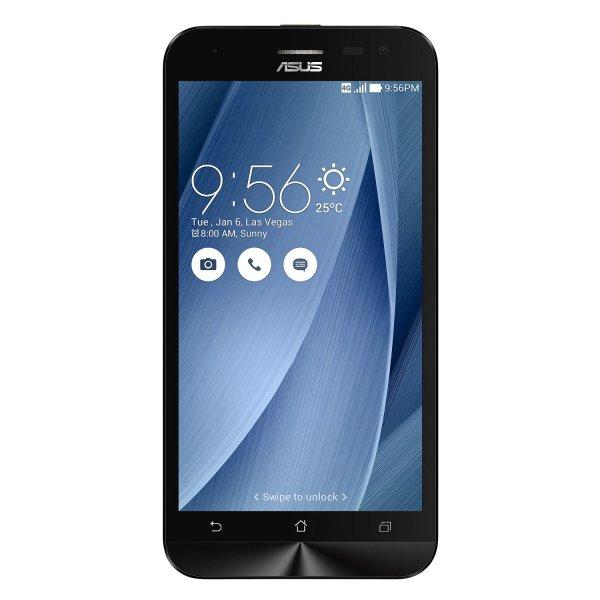 ASUS Zenfone 2 Laser ( ZE500KL ) -  ( 5 Zoll,  Dual-SIM, LTE, 13 -Megapixel-Kamera , 16 GB , Quad-Core 1,2 GHz , 2 GB RAM ), Blau, Silber, Schwarz, Weiß inkl. Vsk für 196,01 € > [amazon Spanien] > Vorbestellung