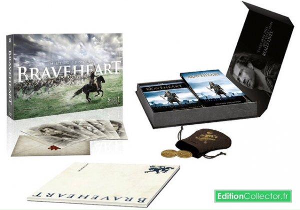 [Amazon.fr] Braveheart Coffret Limitee