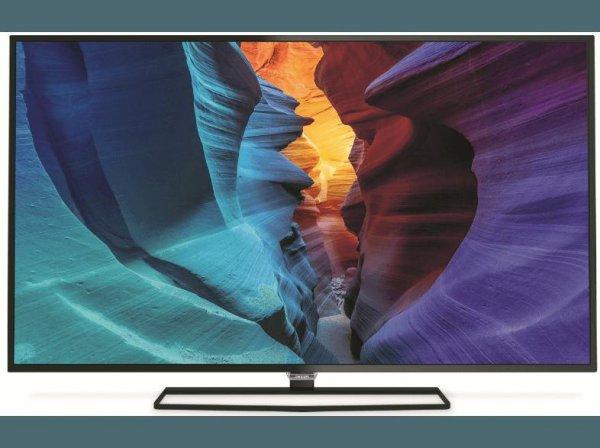 [Mediamarkt] Philips 40PUK6400/12, 102 cm (40 Zoll) 4K Ultra HD LED-TV, 700 Hz, Triple Tuner, Smart TV, Wi-Fi Miracast, HbbTV für 444,-€ Versandkostenfrei