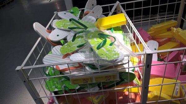 Lokal ikea Kassel Zehentrenner für 29 cent