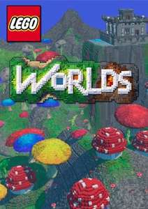 [Nuuvem] Lego Worlds für ~6.70€ (Steam - Early Access)
