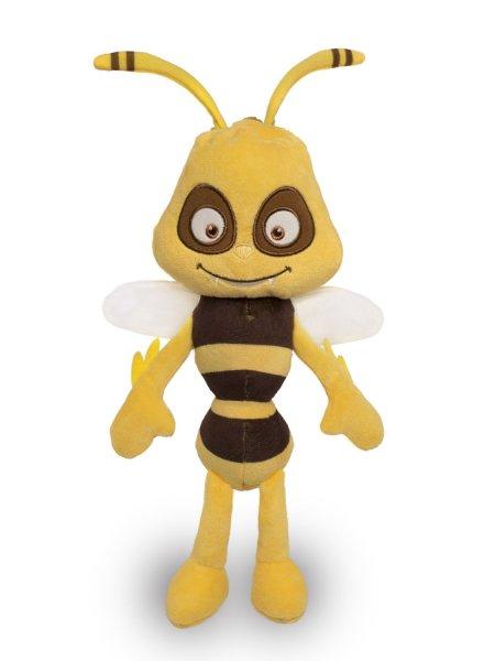 Studio 100 MEMA00001600 - Die Biene Maja: Plüsch Fetzer, 30 cm(Amazon plus Produkt)