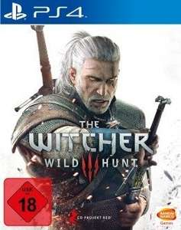 [Saturn] The Witcher 3: Wild Hunt (PS4) für 39,99€