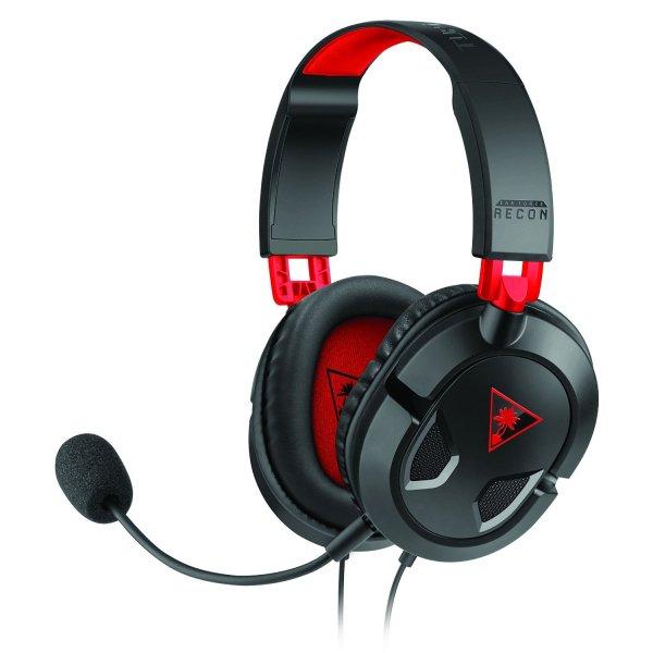 Turtle Beach / Ear Force Recon 50 - [PC, Mac, Xbox One, PS4, Mobile] 31,74 EUR / Preis nur mit Gutschein in der Beschreibung