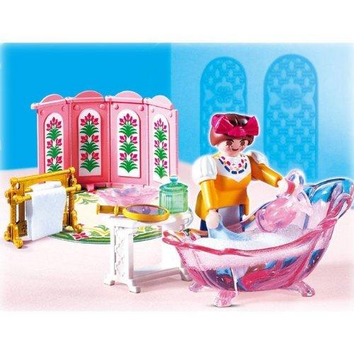 (Playmobil/Amazon) Playmobil Königliches Badezimmer für 9,50 €