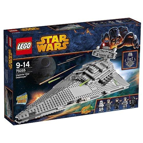 Toys R' Us Lego 75055 Imperial Star Destroyer