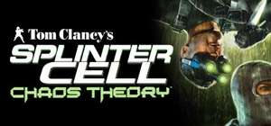 Tom Clancy's Splinter Cell Chaos Theory® für  2,49€ oder The Elder Scrolls V: Skyrim für 5,09€ @ Steam