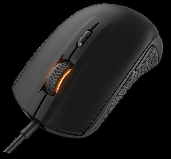 SteelSeries Rival 100 Gaming Maus mit Graitsmauspad VSK-frei für 36€ im Herstellershop