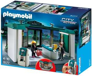 Playmobil™ - Bank mit Geldautomat (5177) ab €19,99 [@Real.de]
