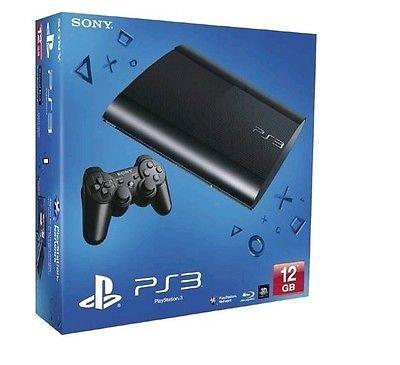 Ebay: Playstation 3 Super Slim mit einem Controller - Neu & Gratisversand