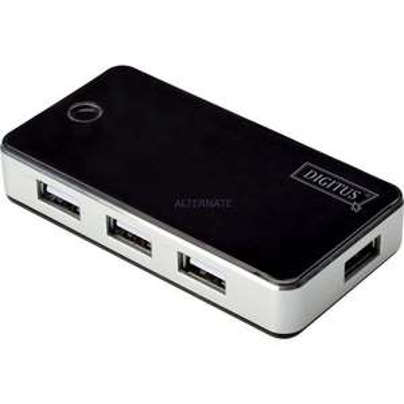 [ZackZack.de] Digitus 7-Port USB 2.0 Hub