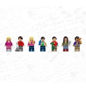 [Galeria Kaufhof] LEGO The Big Bang Theory 21302