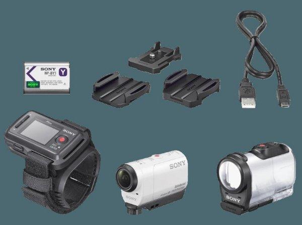 [Saturn /Saturn Ebay] Sony Action Cam HDR-AZ1 Live View Remote Kit, Bildstabilisator und WIFI/NFC Funktion, weiß ( 48 g (Gehäuse), 63 g (mit Akku), Farbe: Weiß) ab 194,-€ Versandkostenfrei..Auch SaturnOutlet Angebote für 199,-€ -10%(179,10)