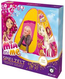 [Amazon.de-Prime] Pop Up-Spielzelt, Mia and Me