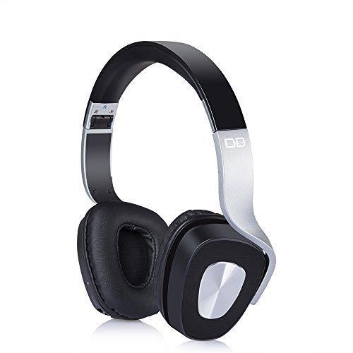 [Amazon] Faltbarer Bluetooth V4.0 Kopfhörer, DBPOWER BE-1000 Beweglicher Drahtloser Stereo-Kopfhörer mit eingebautem Mikrofon für PC, Smartphone, MP3-Player, iPod, iPhone, iPad und TV