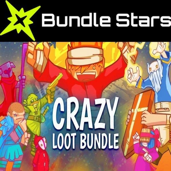 [STEAM] Crazy Loot Bundle @ Bundle Stars