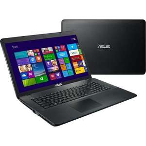 [getgoods] ASUS X751LN-TY048H 17,3'' Notebook (Ci7-4510U, 8GB, 1TB, NVIDIA 840M, DVD-Brenner, Win 8.1) + € 50,- Aral Tankkarte on top