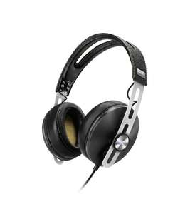 Sennheiser Momentum 2.0 Over/Around-Ear für Apple-Geräte, schwarz: 216€ @ amazon.co.uk