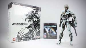 Metal Gear Rising Revengeance Limited Edition PS3 USK Version