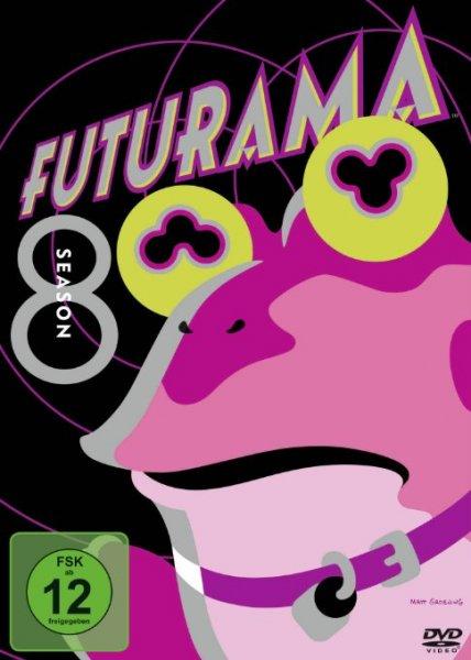 [Amazon Prime] Futurama Staffel 8 DVD