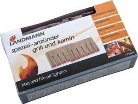 [Amazon.de-Prime] Landmann 12 Grill-Anzünder mit Reibekopf 142