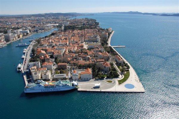 Berlin - Kroatiens Zadar - Berlin nur 39,98 Euro, NEU mit Ryanair !! Pfingsten zu diesem Preis möglich