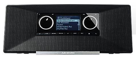 [Medion] [B-Ware] WLAN INTERNET RADIO MIT DAB+ MEDION® LIFE® P85035 (MD 87090)