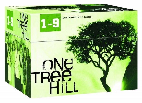 One Tree Hill Komplettbox (exklusiv bei Amazon.de) [49 DVDs]