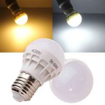 [CN] [Banggood] E27-LED mit 3W/220LM für 1,15€ / ab 3 St. je 0,95€ / warm oder kalt