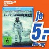 Interstellar Blu-ray [@Expert 91710 Gunzenhausen]