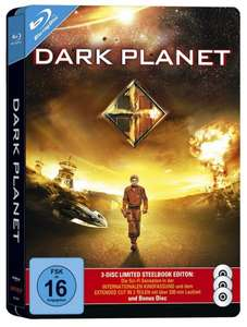 Dark Planet (Limited Steelbook Edition) [Blu-ray] für 4,97€ > [amazon.de] > Prime