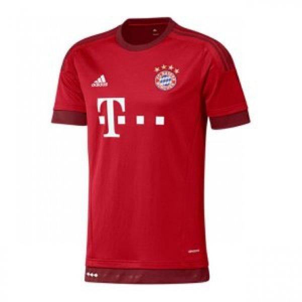Fc Bayern Trikot Home Kids 15/16 für 34,95 keine Versandkosten