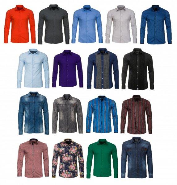 [Ebay] CIPO & BAXX Hemd nur heute je 15,99€ (VSK-frei)