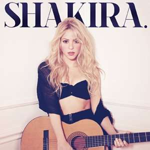 [Play Store US Account] Shakira - Shakira. (Google Play Deluxe Edition) kostenlos