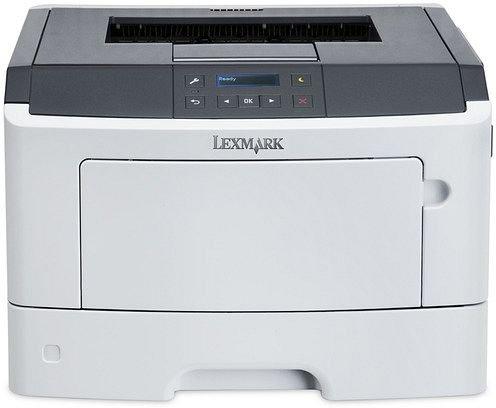 [Refurbished] Lexmark MS410d Duplex SW-Laserdrucker für 55€