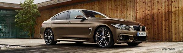B&K Leasing ohne Anzahlung: BMW 4er Gran Coupé 420i oder 418d - 299€ mtl.