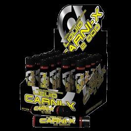 [Amazon.de-Plusprodukt]Scitec Nutrition Carni-X Liquid 2000 Lime, 20x25 ml, 1er Pack (500 ml)
