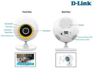 [iBOOD] D-Link EyeOn Baby Monitor Junior Nightview – iOS / Android