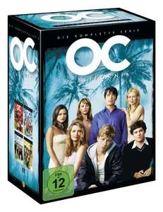 [Amazon] O.C.California Superbox (DVD)